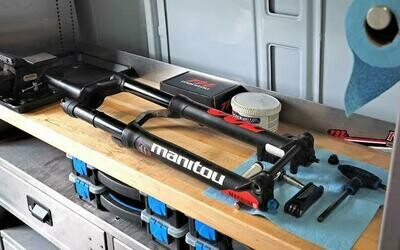 Manitou Fork Suspension Services