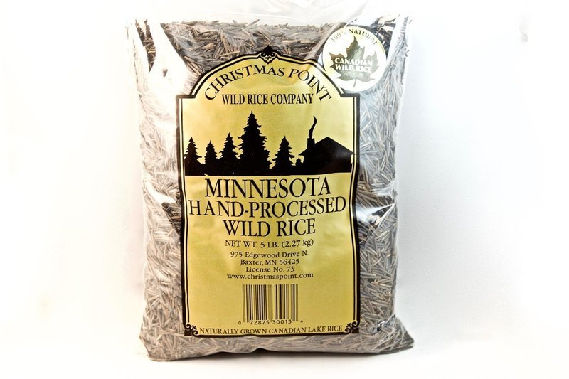 5lb. Canadian Airboat Harvested Lake Rice