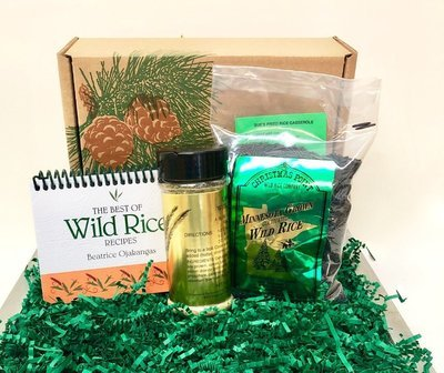Minnesota Wild Rice Gift Box
