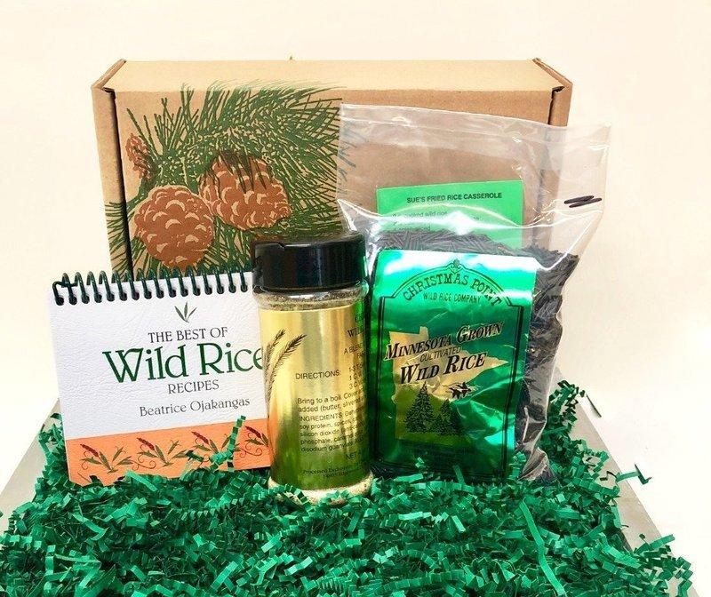 Minnesota Wild Rice Gift Box