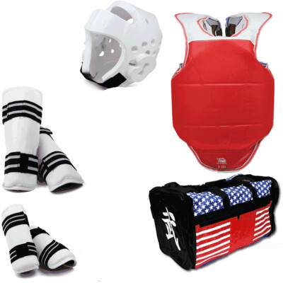 Full Sparring Equipment  SILVER PACKAGE