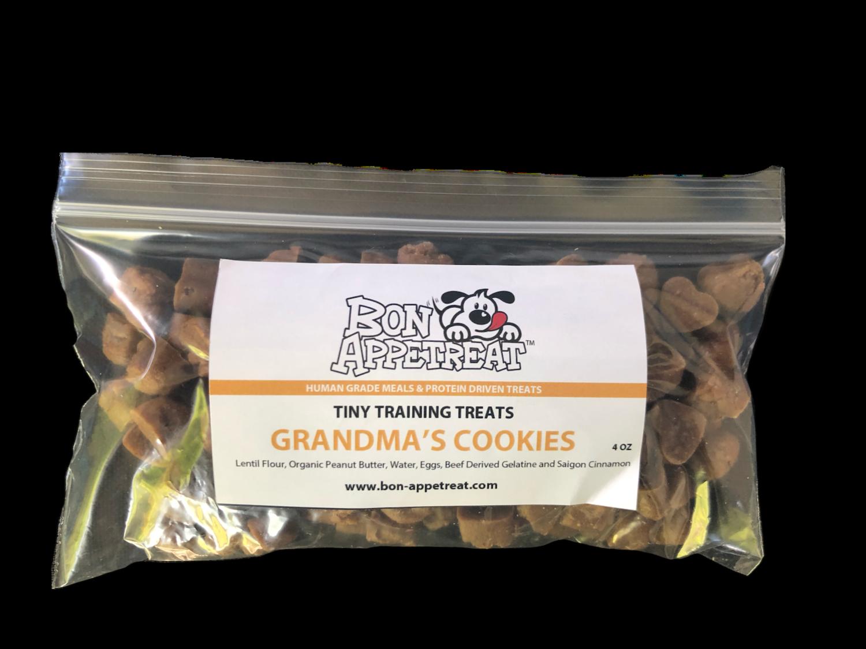 Grandmas Cookies - Tiny Training Treats