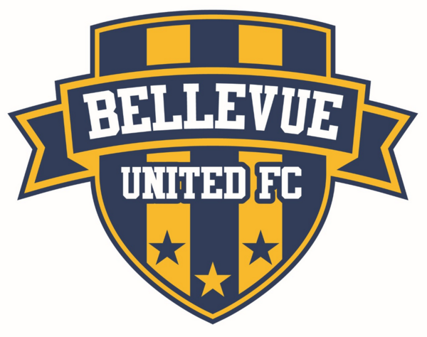 Bellevue United FC Fundraiser Logo Wear