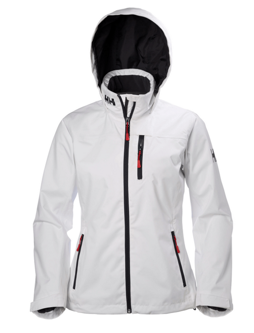W Crew Hooded Jacket - Without Fleece Lining