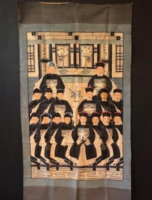 Chinese ancestor