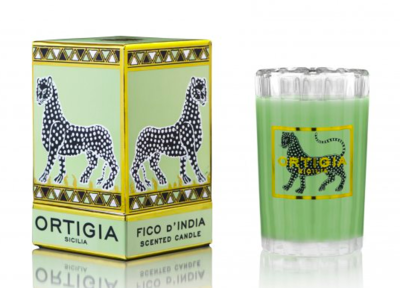 Fico d'India Round Candle