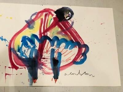 Anton Heyboer painting