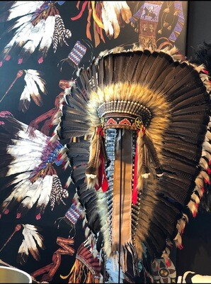 SIOUX HEADDRESS