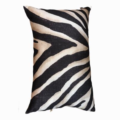 Pillow zebra
