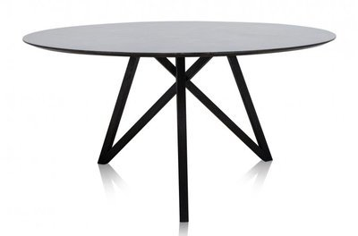 Spider dining table round