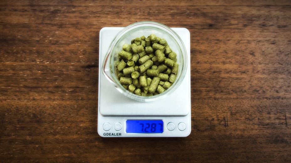 Bespoke Weight Hop Pellets