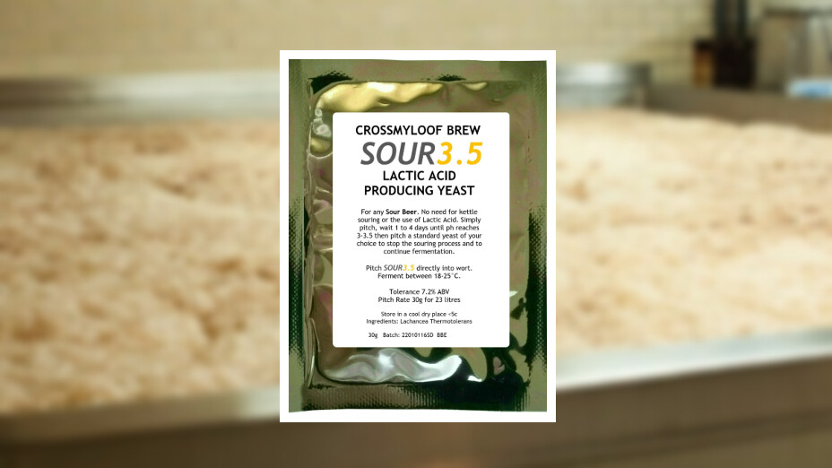 Sour3.5 Dry Yeast