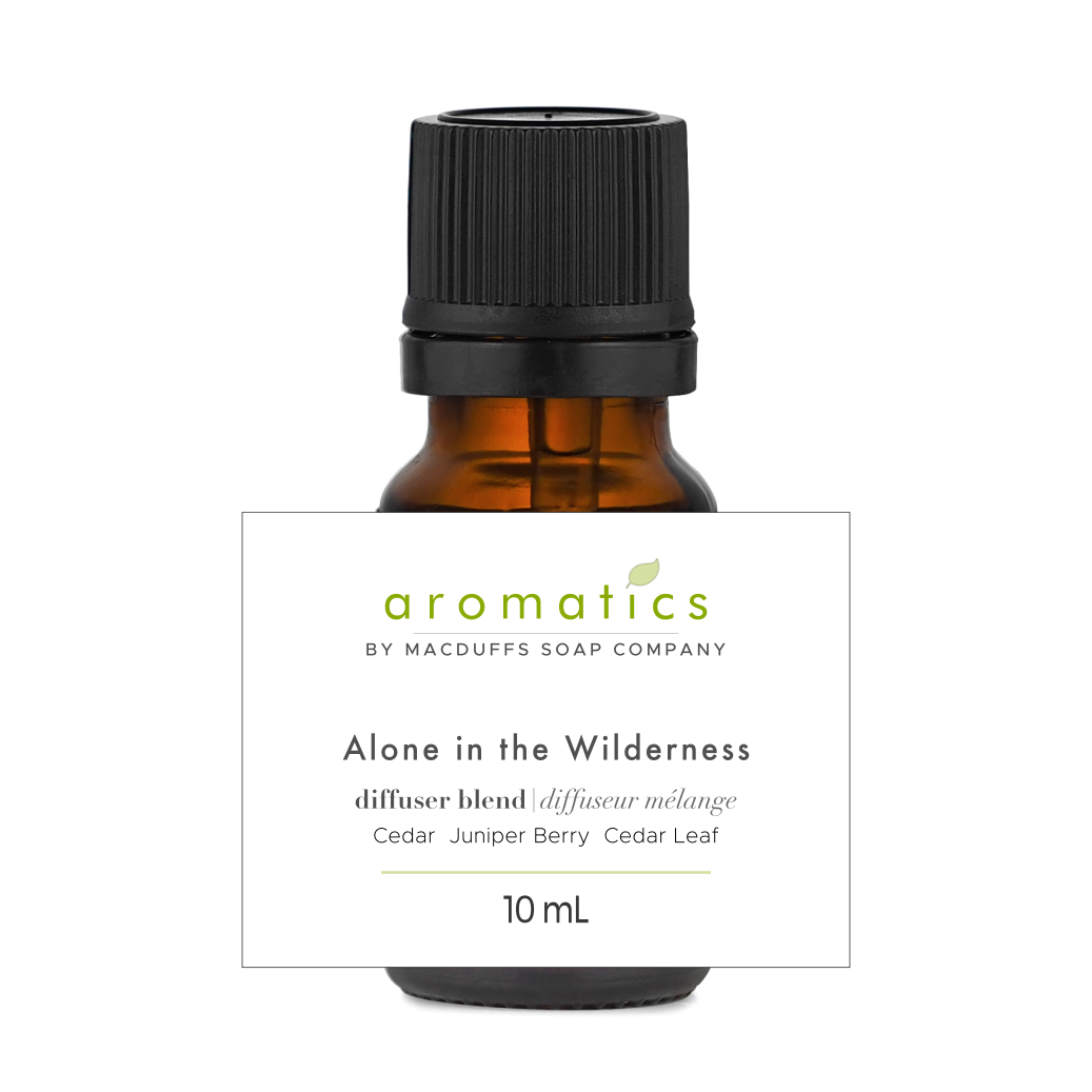 Alone in the Wilderness Diffuser Blend