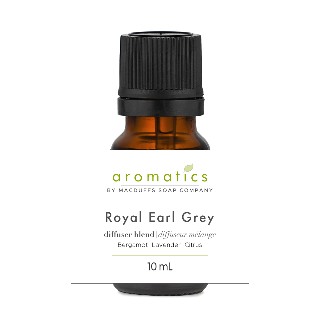 Royal Earl Grey Diffuser Blend