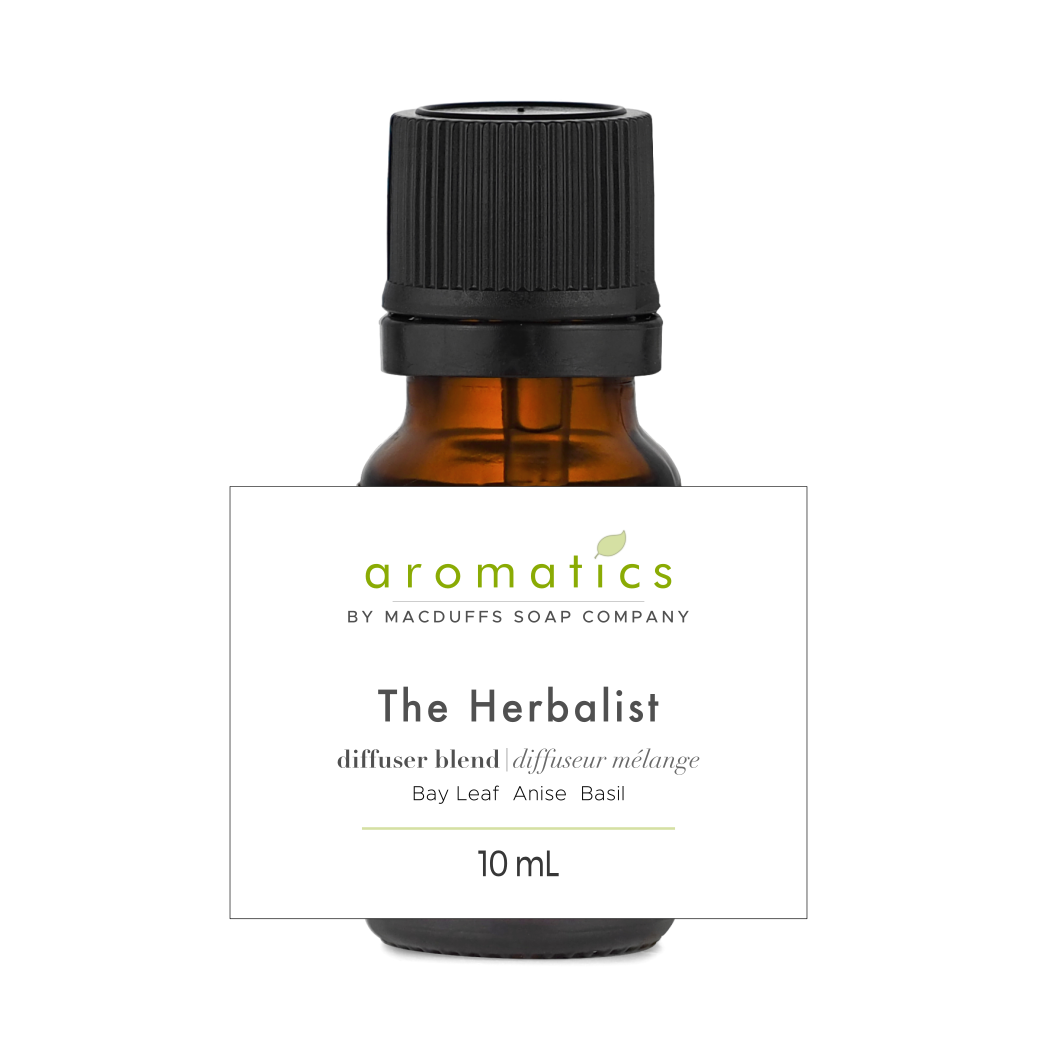 The Herbalist Diffuser Blend