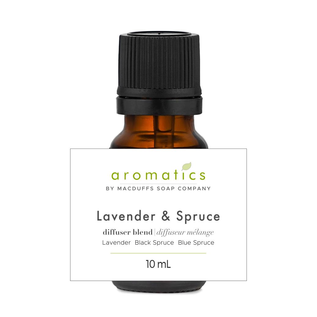 Lavender & Spruce Diffuser Blend