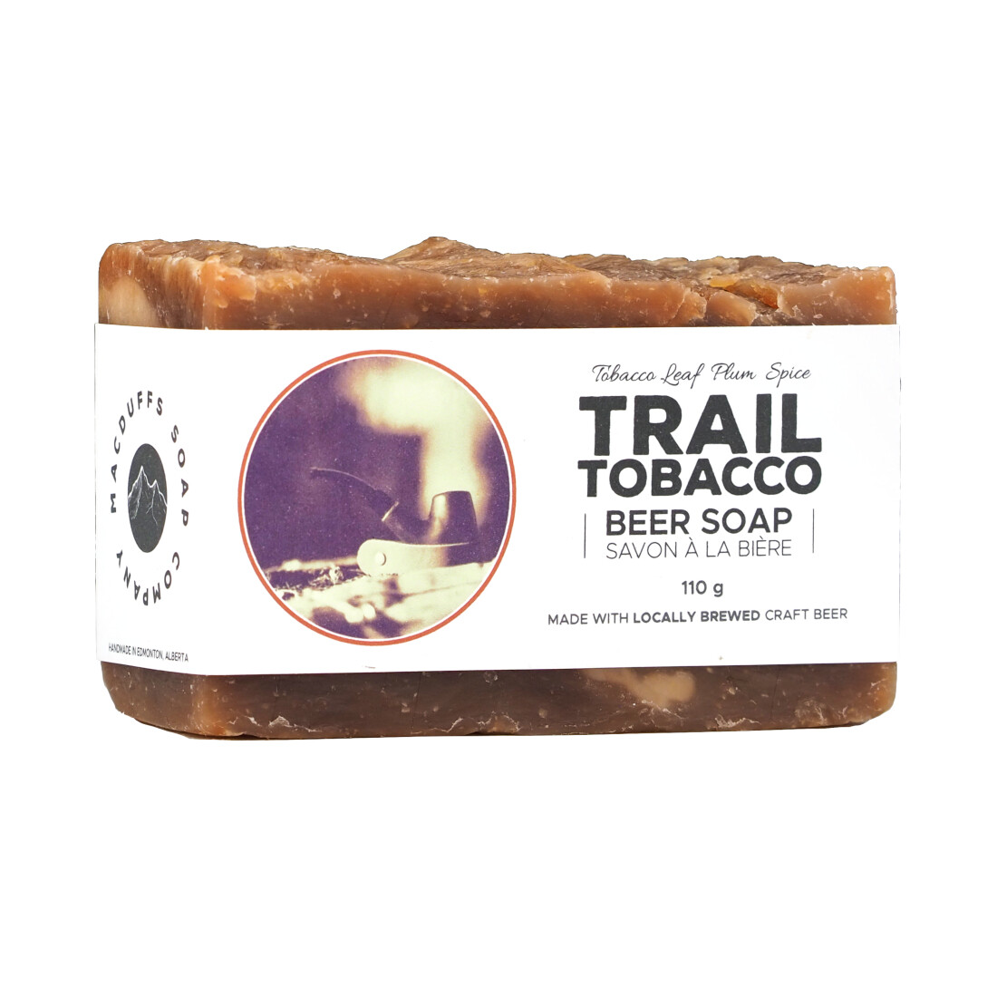 TRAIL TOBACCO CRAFT BEER SOAP