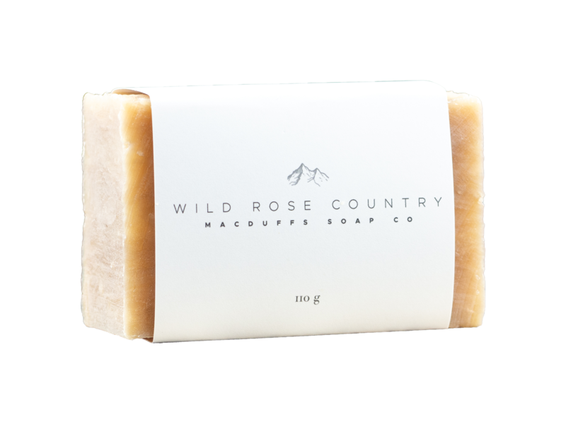 WILD ROSE COUNTRY BEER SOAP