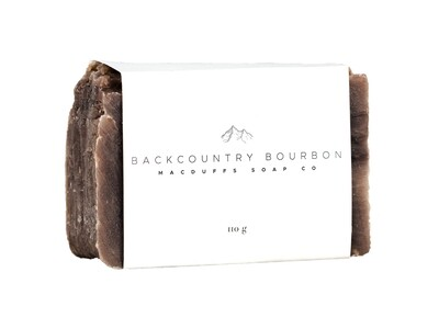 BACKCOUNTRY BOURBON BEER SOAP
