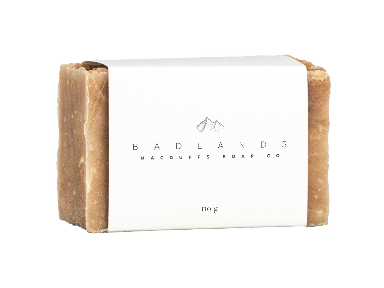 BADLANDS BEER SOAP