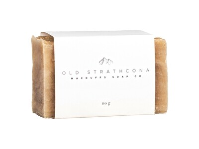 OLD STRATHCONA BEER SOAP
