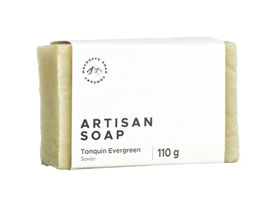 Tonquin Evergreen Clay Soap Bar