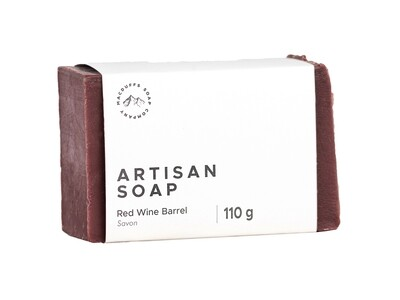 Red Wine Merlot Bar Soap