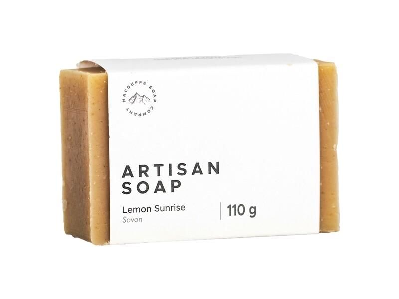 Lemon Sunrise Soap