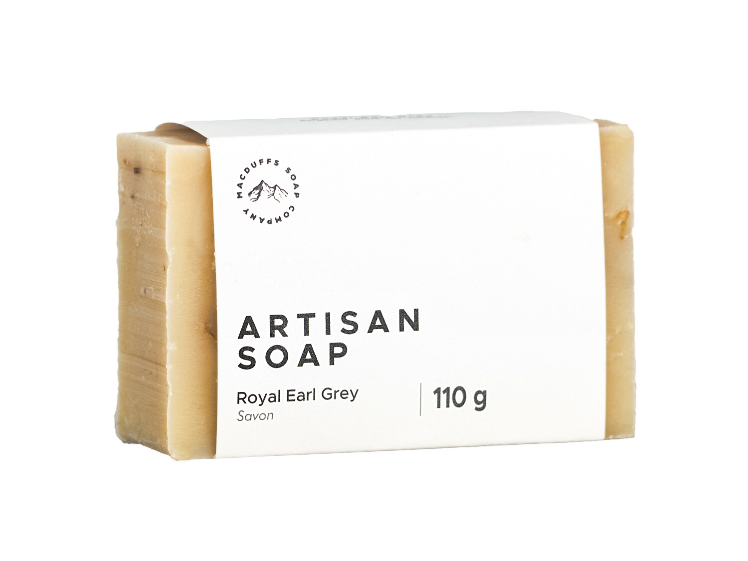 Royal Earl Grey Bar Soap