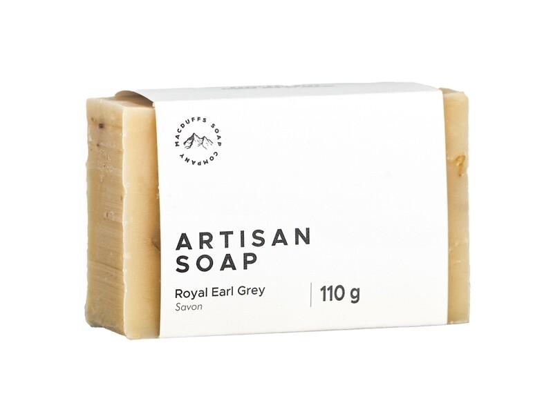 Royal Earl Grey Bar Soap