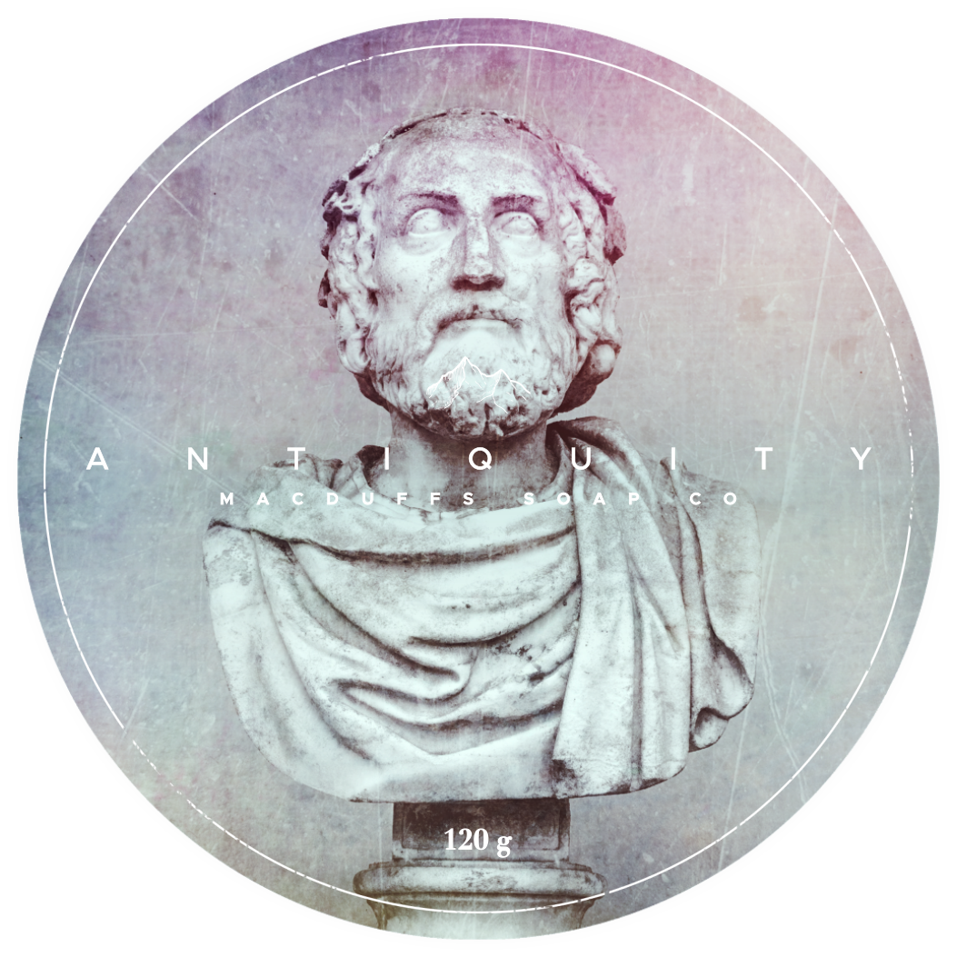 ANTIQUITY SHAVE SOAP
