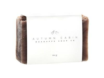 AUTUMN CABIN BEER SOAP