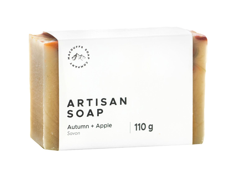 Autumn & Apple Bar Soap