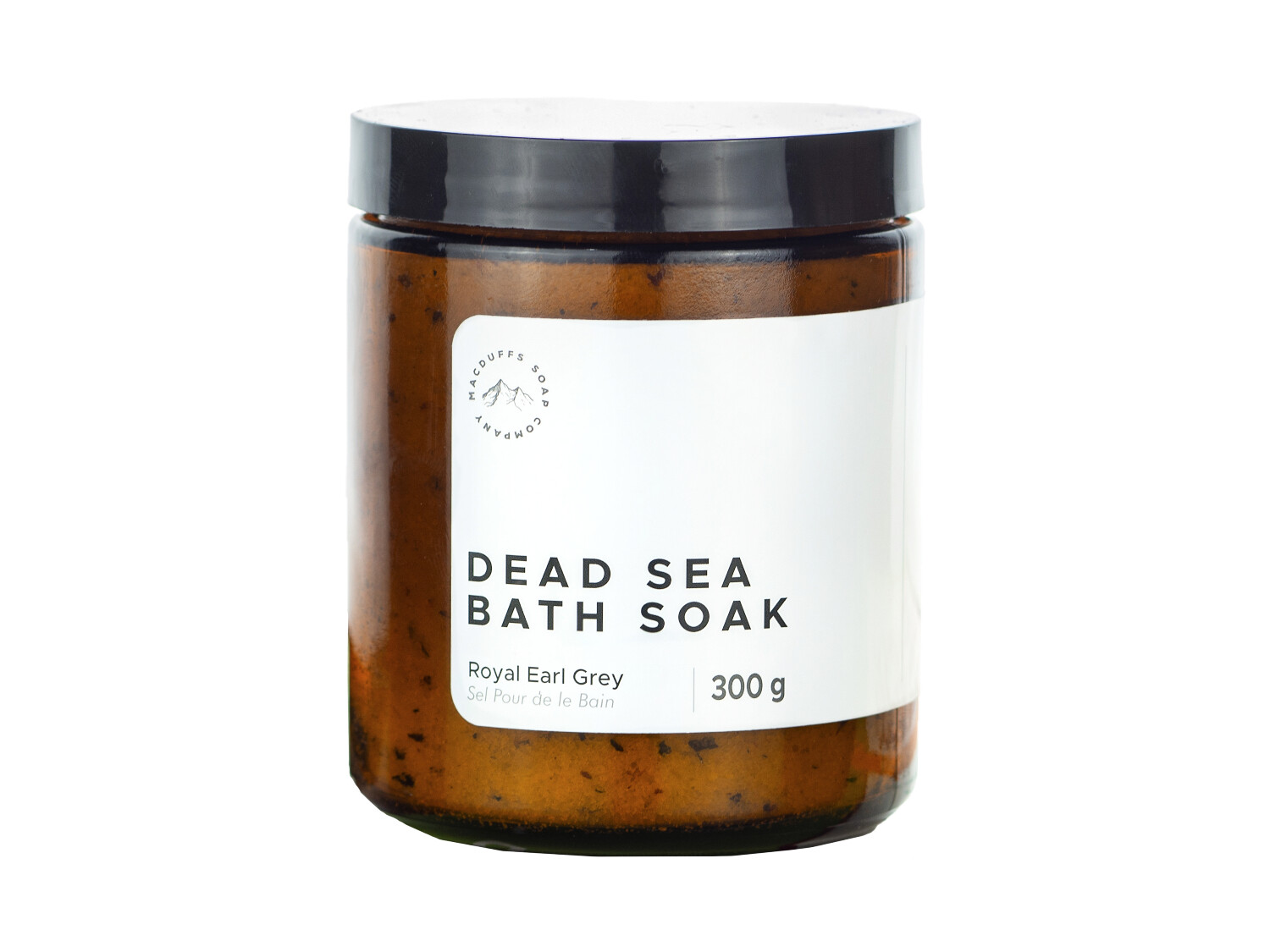 Royal Earl Grey Dead Sea Bath Soak