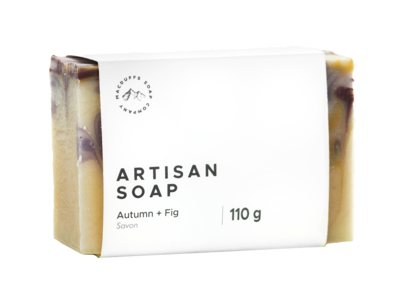 Autumn & Fig Bar Soap