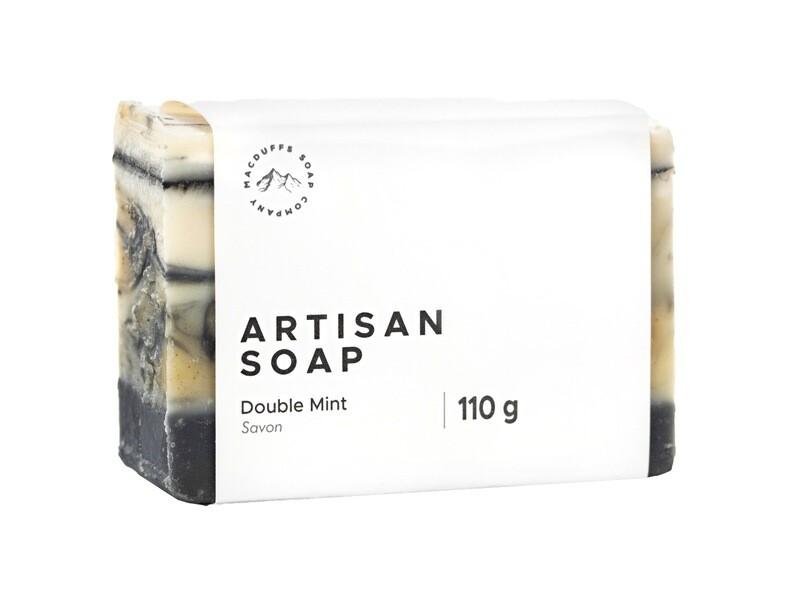 Double Mint Bar Soap