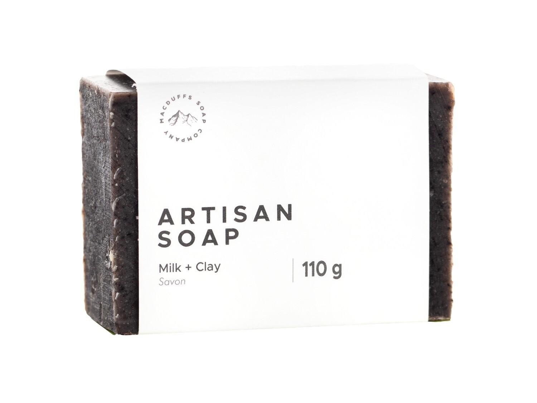 Milk + Clay Sensitive Skin Soap