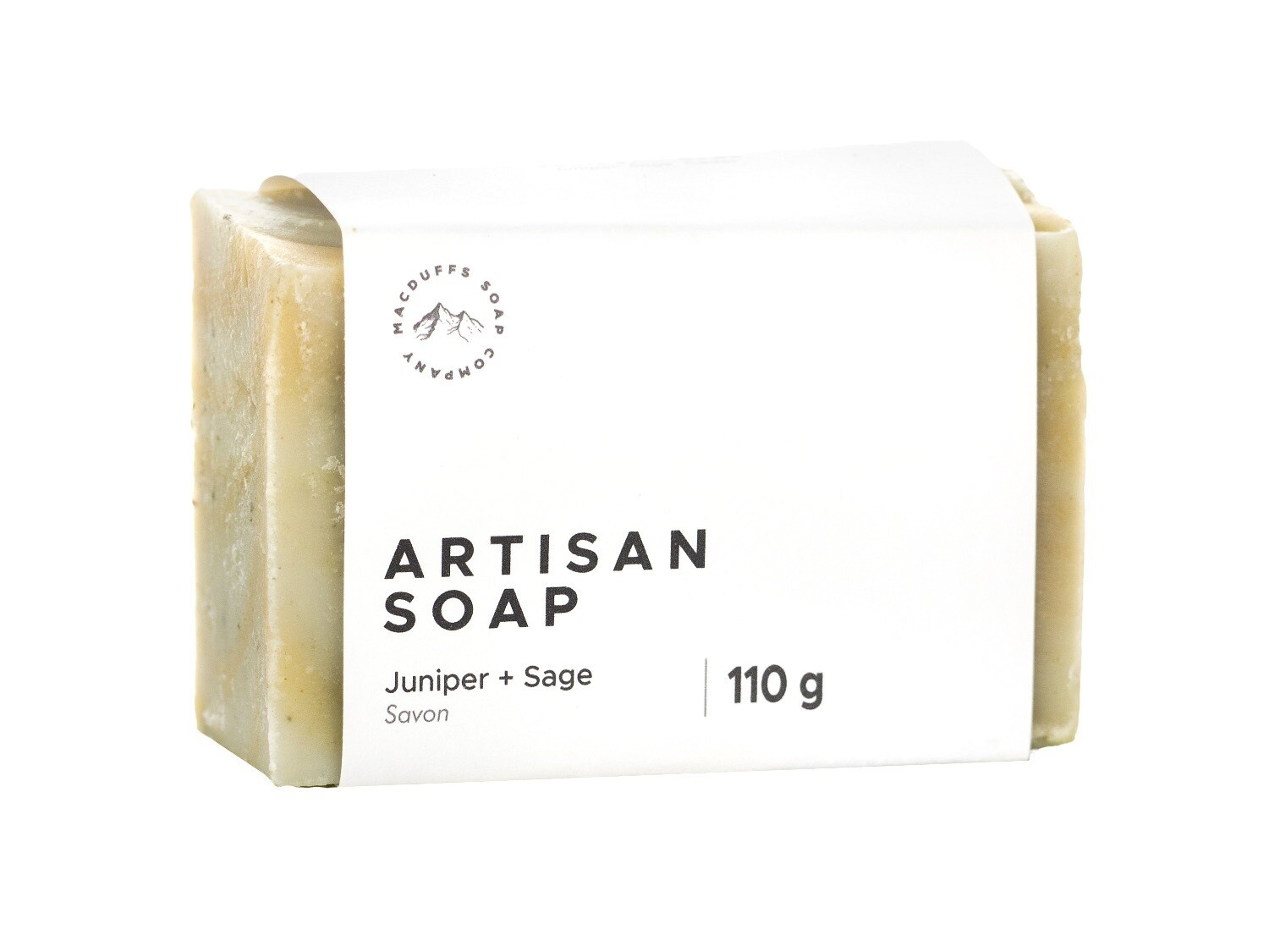 Juniper + Sage Bar Soap
