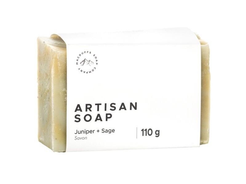 Juniper + Sage Bar Soap