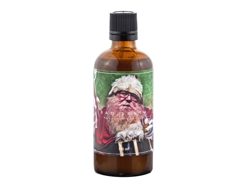 BAD SANTA AFTERSHAVE SPLASH (NOV 12)