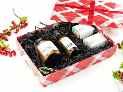 Relaxing Christmas Gift Pack