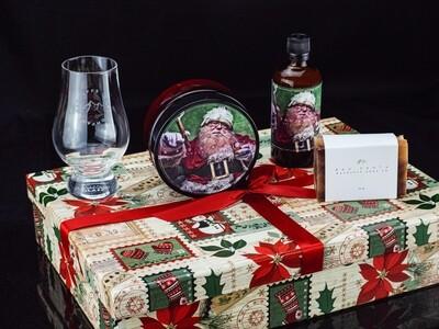 Bad Santa Gift Set
