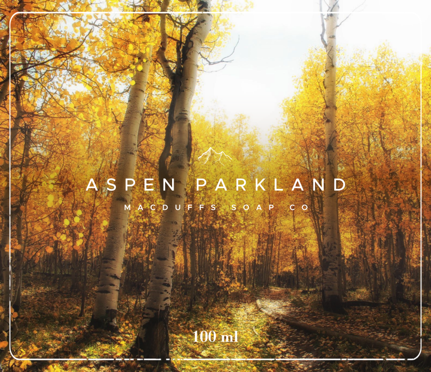 ASPEN PARKLAND AFTERSHAVE SPLASH (UNSCENTED)