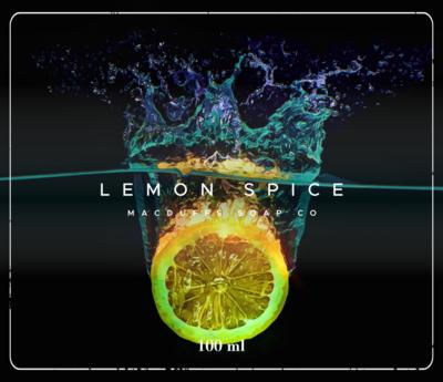 LEMON SPICE AFTERSHAVE SPLASH (EO SCENT)