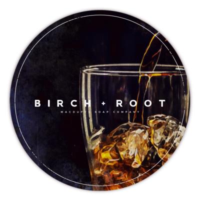 BIRCH + ROOT (ROOT BEER) SHAVE SOAP