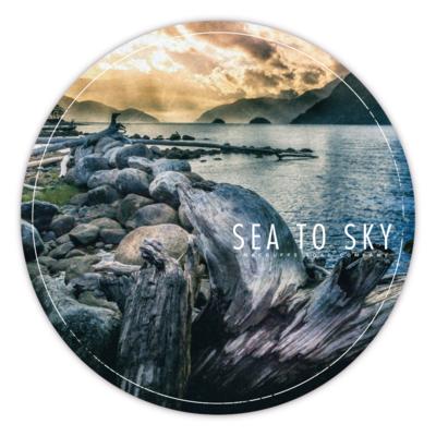 SEA TO SKY SHAVE SOAP (SEASONAL)