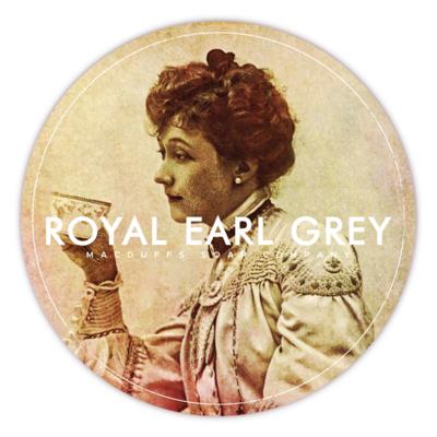 ROYAL EARL GREY SHAVE SOAP