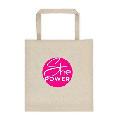 ShePower Tote Bag