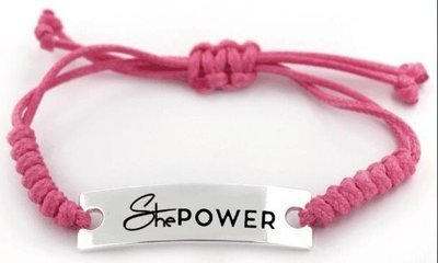 ShePOWER Friendship Bracelet