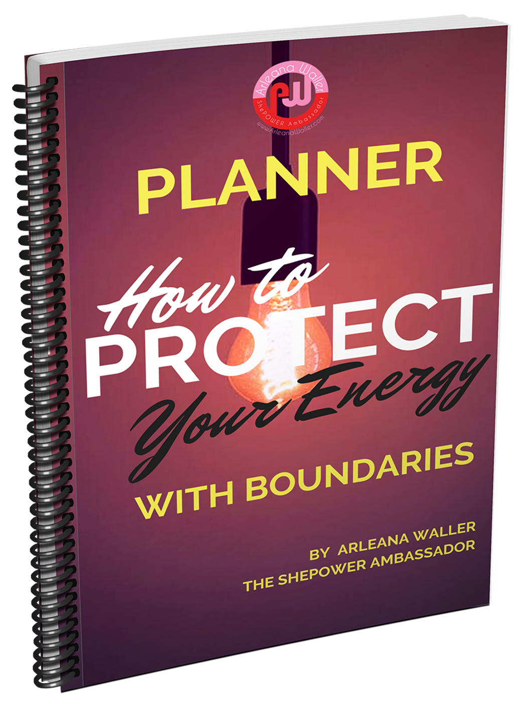 HOW TO PROTECT YOUR ENERGY with boundaries